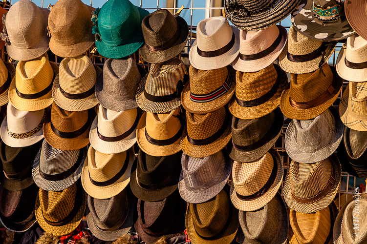 Everyone needs a hat: Ensenada, Mexico.