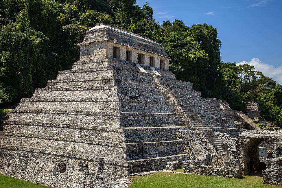 Palenque, Chiapas State, Mexico.