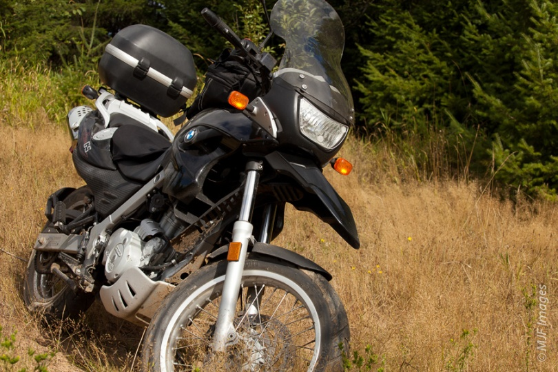 One of the best places for riding in Oregon is the northern Coast Range.
