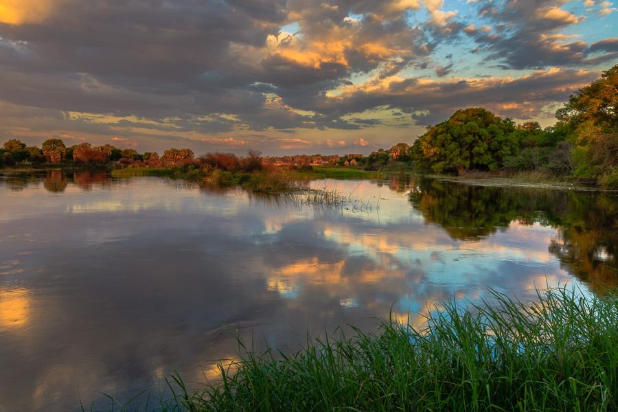 Botswana's Okavango Delta, a waterworld!