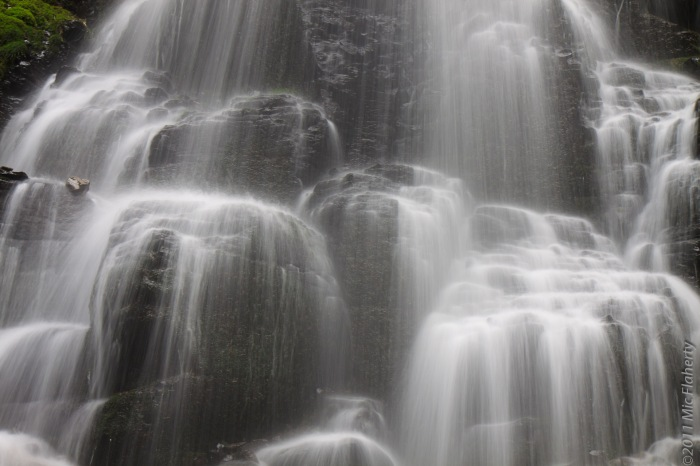 Winter's heavy flows are a great time to shoot waterfalls in Oregon's Columbia Gorge, but it also presents a challenge dealing with moisture.