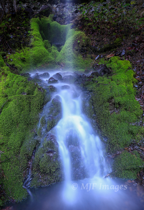 Hidden Waterfall, Columbia River Gorge