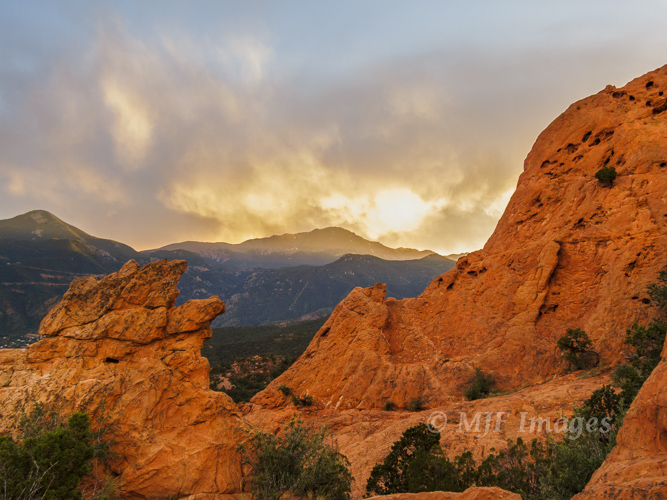 I hiked through Garden of the Gods in Colorado for the first time since I was a kid.