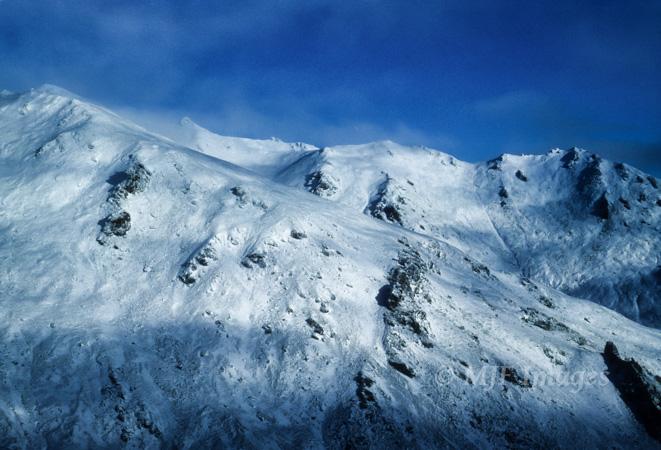 Alaska Range, film.