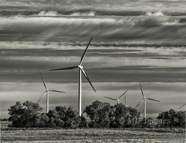 Wind energy: Texas Panhandle