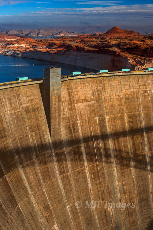 Hydro: Glen Canyon Dam, Arizona