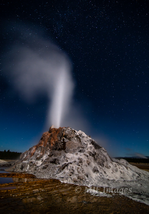 Geothermal: Energy from within the earth.