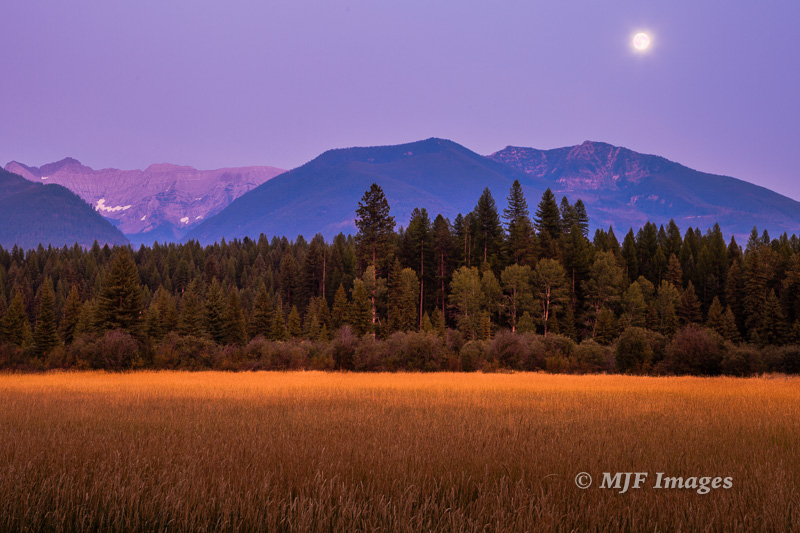 Swan River National Wildlife Refuge in western Montana, an image that despite no close subject has been purchased for large canvases.  58 mm., 8 sec. @ f/10, ISO 100